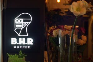 B.H.R.coffee